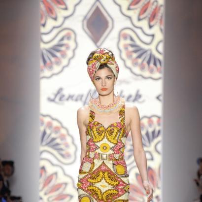 Rebekka Ruetz Fashion Show